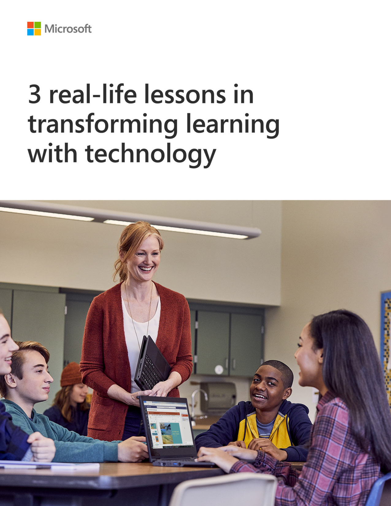 3 Real-Life Lessons in Transforming Learning with Technology