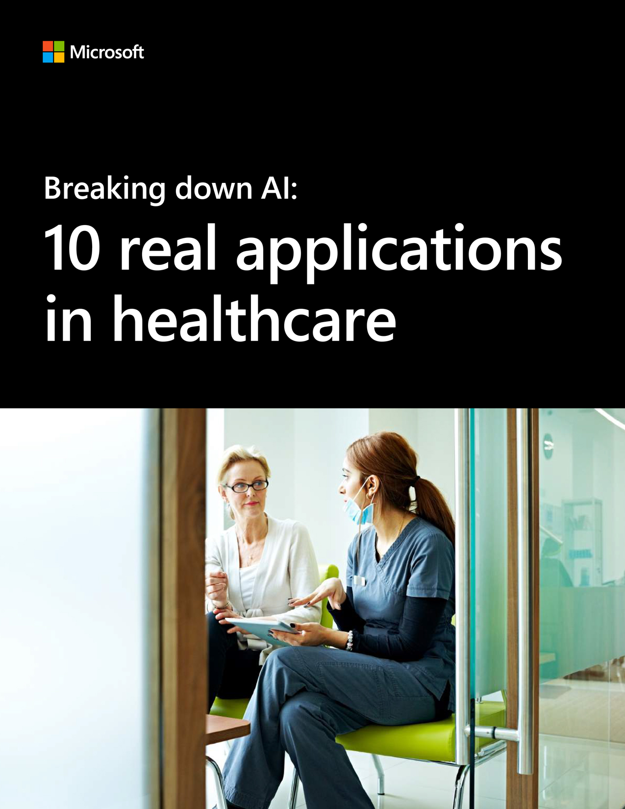 Breaking Down AI: 10 Real Applications in Healthcare